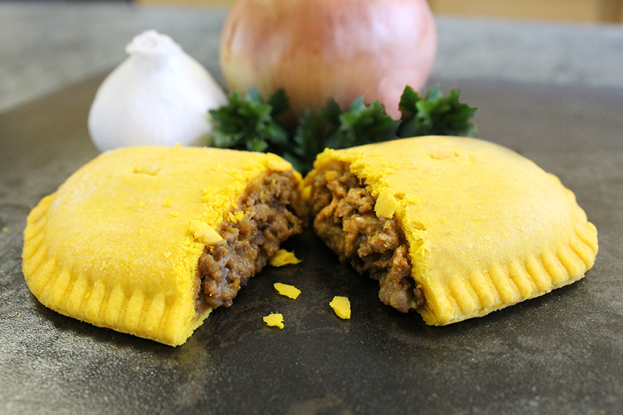 Mild Beef Turnover